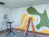 String Art Wall Mural Environments — Nicole Pannuzzo