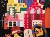 Stuart Davis New York Mural 122 Best Stuart Davis Images