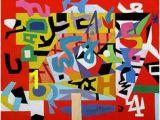 Stuart Davis New York Mural 398 Best Stuart Davis Images In 2019