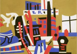 Stuart Davis New York Mural Stuart Davis 1938 New York Waterfront Albright Knox Art…