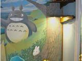 Studio Ghibli Wall Mural 28 Best totoro Mural Images