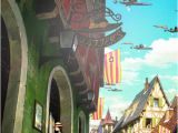 Studio Ghibli Wall Mural Howls Moving Castle