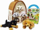 Stuffed Animal Coloring Pages Amazon Kimber S toy Box Gift Set Unipak Brown Plush