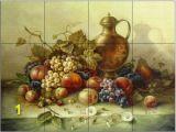 Sublimation Tile Murals Ceramic Tile Mural Fruit Bouquet I by Corrado Pila Kitchen
