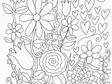 Summer Coloring Pages Pdf Free Paint by Numbers for Adults Downloadable