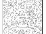 Summer Flower Coloring Pages Amazon Inspirational Quotes An Adult Coloring Book