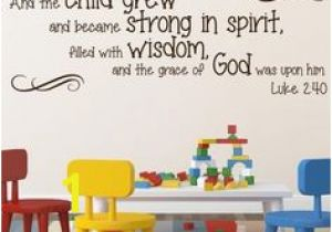 Sunday School Wall Murals Perfect Sunday School Room Idea Uppercase Living Vinyl