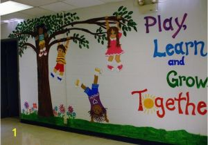 Sunday School Wall Murals Pin by Samantha Cummings On A Little Paint for the Classroom