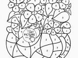 Sunflower Printable Coloring Pages Flower Printable Luxury Vases Flower Vase Coloring Page Pages
