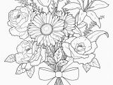 Sunflower Printable Coloring Pages Vases Flowers In Vase Coloring Pages A Flower top I 0d Coloring