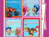 Sunny Day Nick Jr Coloring Pages Dora Valentine S Day Card