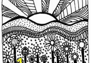 Sunset Coloring Pages for Adults 6795 Best Adult Coloring Pages Images On Pinterest