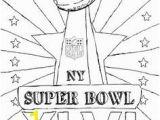 Super Bowl 2019 Coloring Pages 47 Best Super Bowl Trophy Coloring Pages Images