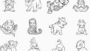 Super Cute Animal Coloring Pages Best Cute Baby Animal Coloring Pages Elegant New Od Dog Coloring