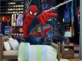 Super Hero Wall Mural Giant Size Wallpaper Mural for Boy S and Girl S Room