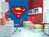 Super Hero Wall Mural Superman Mural Superhero Hero Wallpaper Wallmural Mural