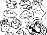 Super Mario Bad Guys Coloring Pages Mario All Bad Guy Coloring Pages Coloring Home