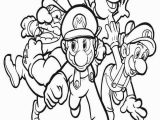 Super Mario Bros Coloring Pages Printables 4590 Mario Free Clipart 21
