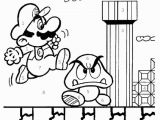 Super Mario Bros Coloring Pages Printables Super Mario Brothers Kids Color by Number Coloring Page
