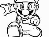 Super Mario Bros Coloring Pages to Print Mario Coloring Pages Black and White Super Mario