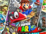 Super Mario Brothers Wall Murals Super Mario Odyssey