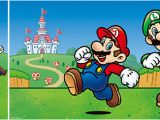 Super Mario Brothers Wall Murals Wallpaper Mario and Luigi