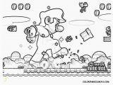 Super Mario Kart Coloring Pages Free Unique Mario Coloring Pages to Print Free Coloring Schön Super Mario