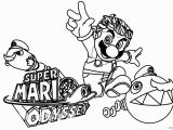Super Mario Odyssey Coloring Pages to Print Funny Super Mario Odyssey Coloring Pages Clipart Free