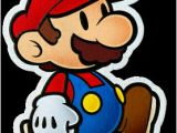 Super Mario Wall Murals Uk Mario In Paper Mario Color Splash