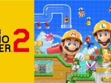 Super Mario Wall Murals Uk Super Mario Maker 2 Nintendo Switch Games
