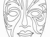 Superhero Mask Coloring Page Carnival Mask Page Cake Ideas and Designs