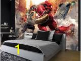 Superhero Wall Murals Wallpaper Marvel Avengers Wall Mural Wallpapers