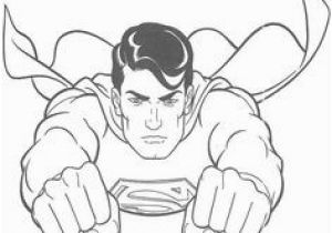 Superman Coloring Page for toddlers 13 Best Superman Coloring Pages Images