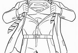 Superman Coloring Page for toddlers Simon Superman Coloring Page
