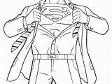 Superman Coloring Pages Free Printable Simon Superman Coloring Page