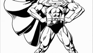 Superman Coloring Pages to Print Out Superman Coloring Pages