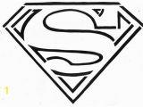 Superman Logo Coloring Pages Free Coloring Emblem Pages Superman 2020