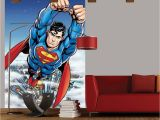 Superman Wall Murals Pin by Mukamu Jelek On Home Design