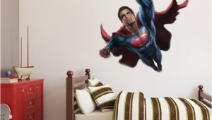 Superman Wall Murals Superman Wall Decal Superhero Wall Design Primedecals