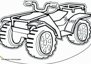 Suzuki Dirt Bike Coloring Pages 10 Fresh Four Wheeler Coloring Pages