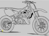 Suzuki Dirt Bike Coloring Pages Printable Motorcycle Coloring Pages Dirt
