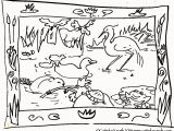 Swamp Animals Coloring Pages 35 Awesome Easy Animal Coloring Pages