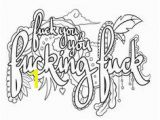 Swear Word Coloring Pages Pdf 387 Best Quote Coloring Pages Images