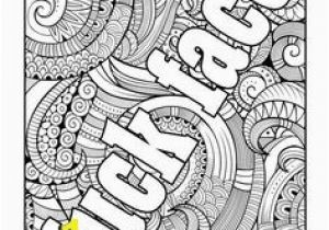 Swearing Coloring Pages Printable 272 Best Words to Color Images On Pinterest In 2018