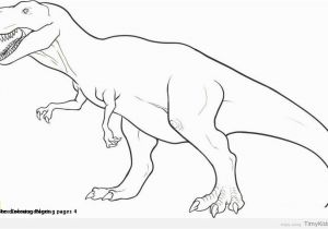 T Rex Coloring Pages Free 20 T Rex Coloring Pages