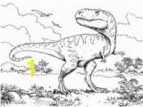 T Rex Dinosaur Coloring Pages 63 Best Coloring Pages Lineart Dinosaurs Images