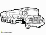 Tanker Truck Coloring Pages 22 Tanker Truck Coloring Pages