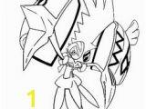 "Tapu Koko Coloring Page 157 Best ¬ì¼""몬색칠공부 Images"