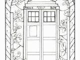 Tardis Printable Coloring Pages Stained Glass Tardis Outlines by Scarlett Winter On Deviantart