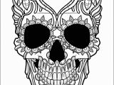 Tattoo Coloring Pages for Adults Coloring Book Coloring Book Tattoo Simple Skull Tattoos